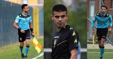 Castellano e Di Meo designati per la finale Coppa Italia Eccellenza