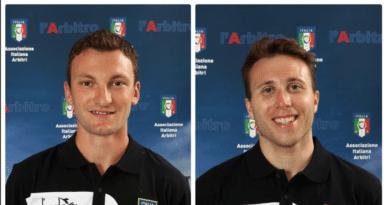 Paolo Cubicciotti e Marco Fissore convocati al raduno playoff