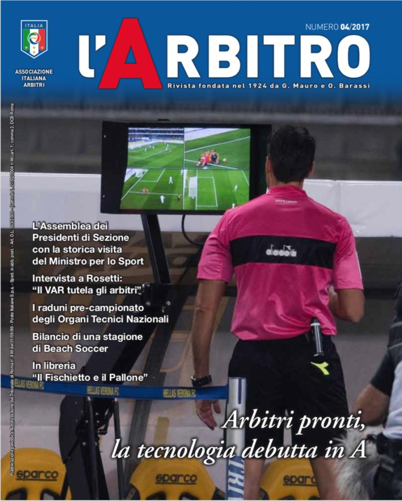 Rivista, in distribuzione il numero 4/2017