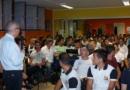 Una riunione parlando di giustizia sportiva 3