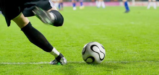 Ripresa allenamenti squadra di calcio a 11