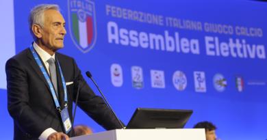 Gabriele Gravina nuovo presidente FIGC