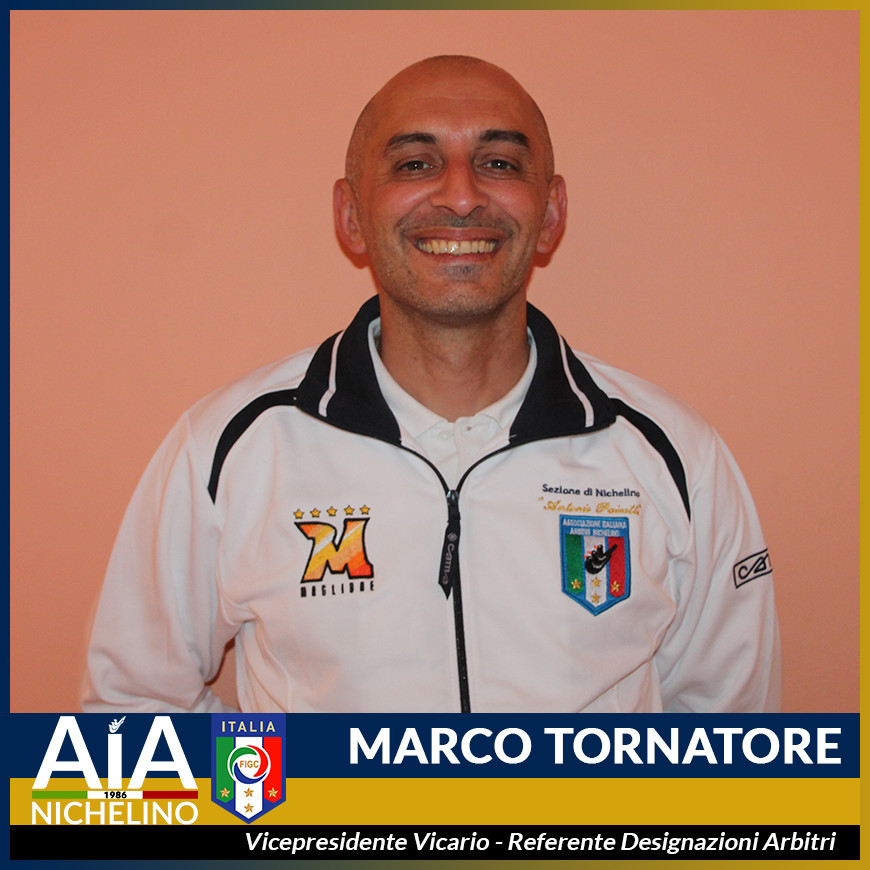 Marco Tornatore