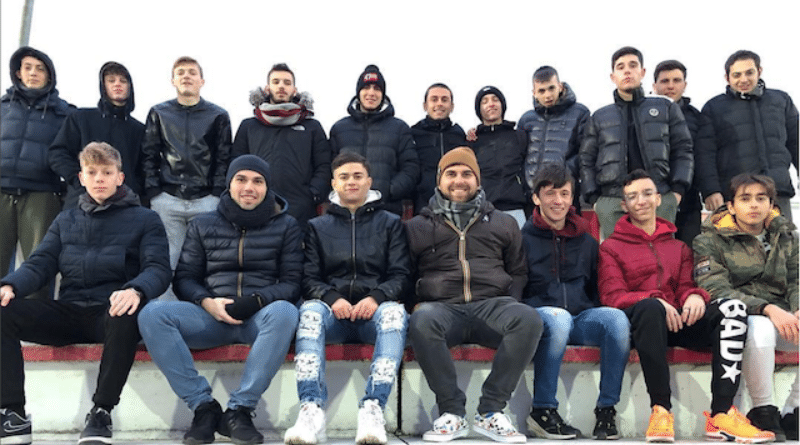 18 nuovi arbitri nella nostra sezione 1