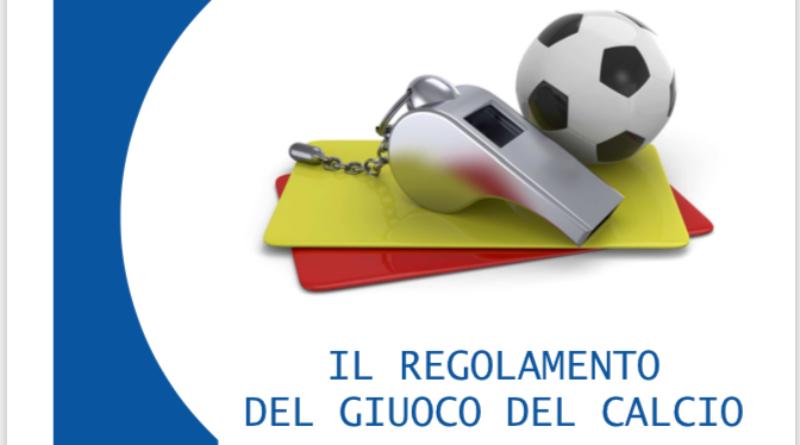 Regolamento Giuoco del Calcio 2019 + circolare 1
