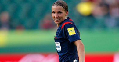 La francese Stéphanie Frappart arbitrerà la Supercoppa UEFA