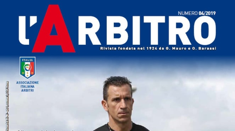 L'Arbitro 04/2019