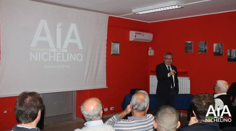 La riunione tecnica di Luigi Stella