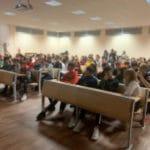 La Sezione nelle scuole per il reclutamento di nuovi arbitri