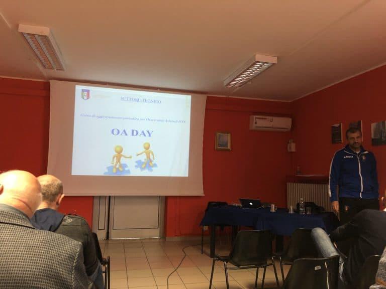 OA Day osservatori sezionali