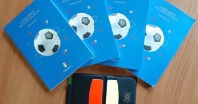 Regolamento Giuoco del Calcio - agg. 2 agosto 2019