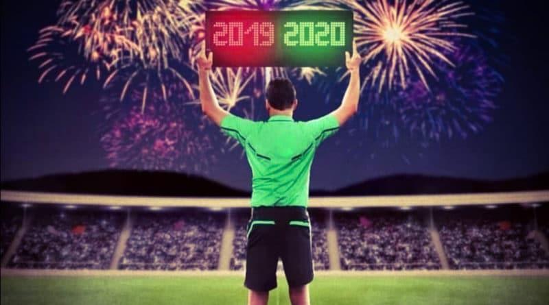 Buon anno e felice anno nuovo