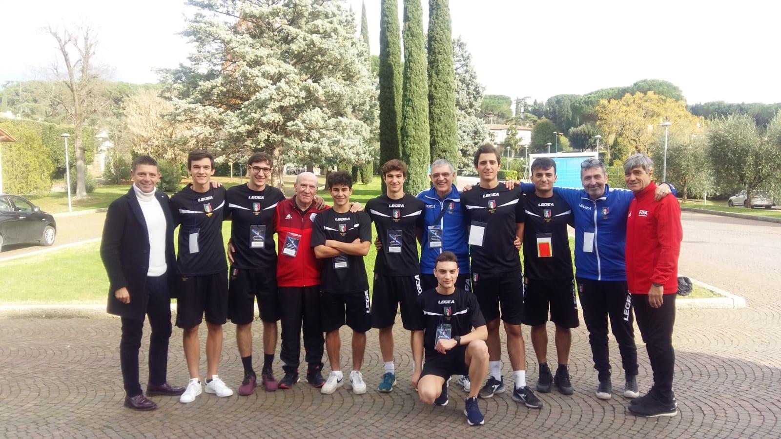 Tamburro e Toscano ai talent calcio a 11 1