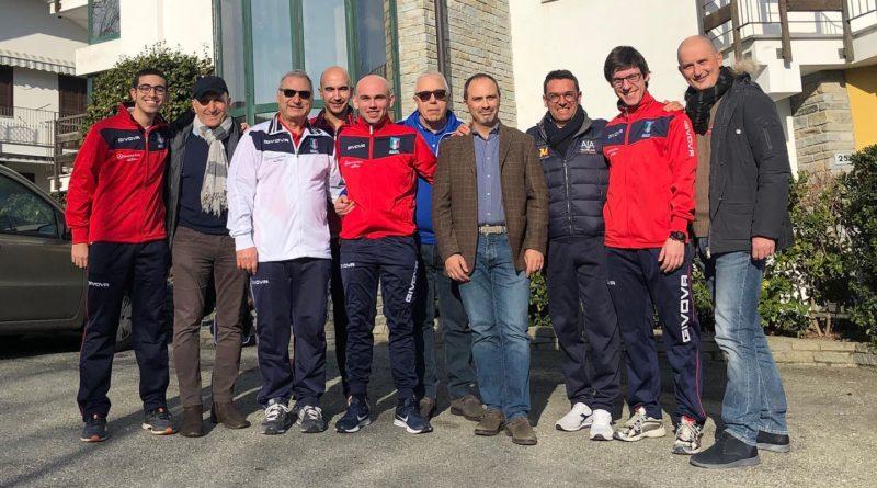Raduno calcio a 5 regionale riunito a Cantalupa