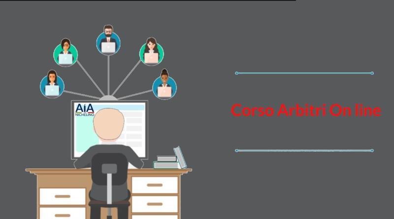 Corso Arbitri: la nuova esperienza on line