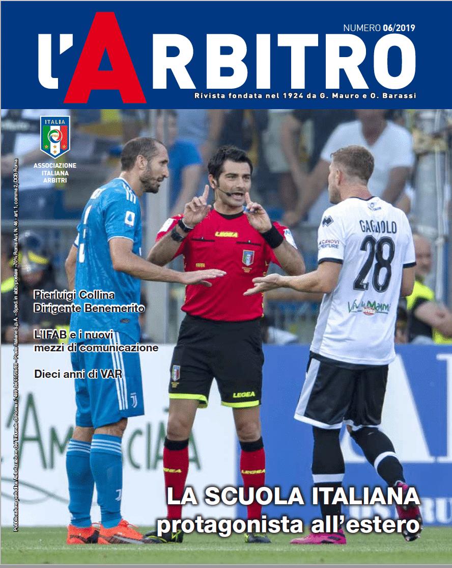 L'Arbitro 06/2019