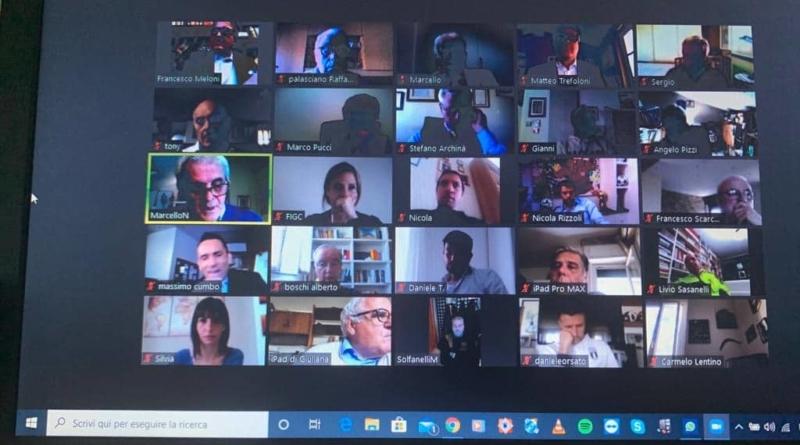Il Consiglio Centrale in videoconferenza