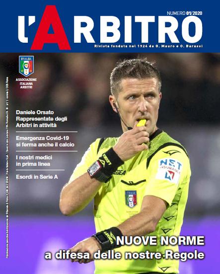 L'Arbitro 01/20